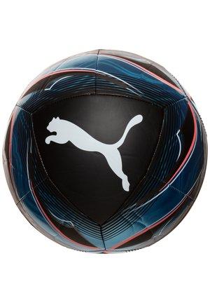 ICON FUSSBALL - Football -  black / luminous blue / pink alert /  white