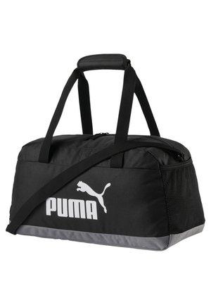 PUMA PHASE SPORTS BAG UNISEX - Sportstasker - black