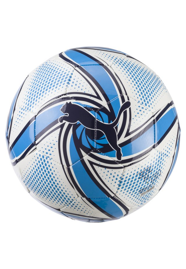 Equipement de football - puma white-bleu azur