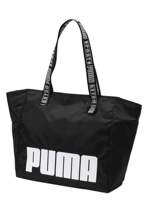 PRIME STREET LARGE SHOPPER - Tote bag - puma black