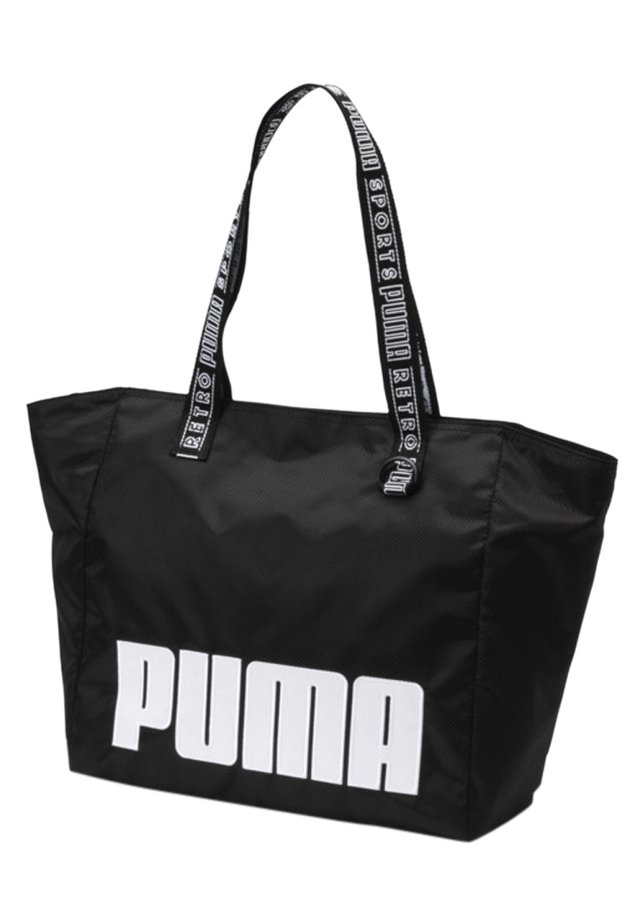 PRIME STREET LARGE SHOPPER - Shopping bag - puma black