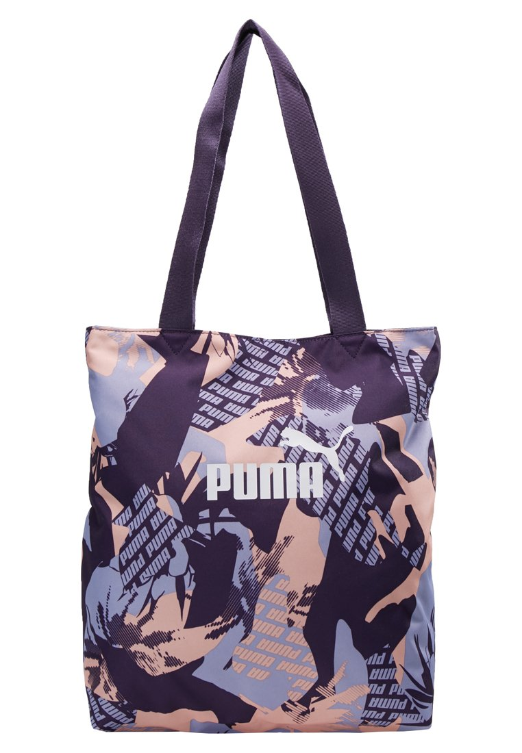 CORE SHOPPER - Tote bag - indigo