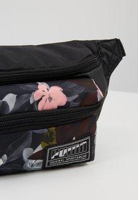 Puma - ACADEMY WAIST BAG - Bum bag - black - 6