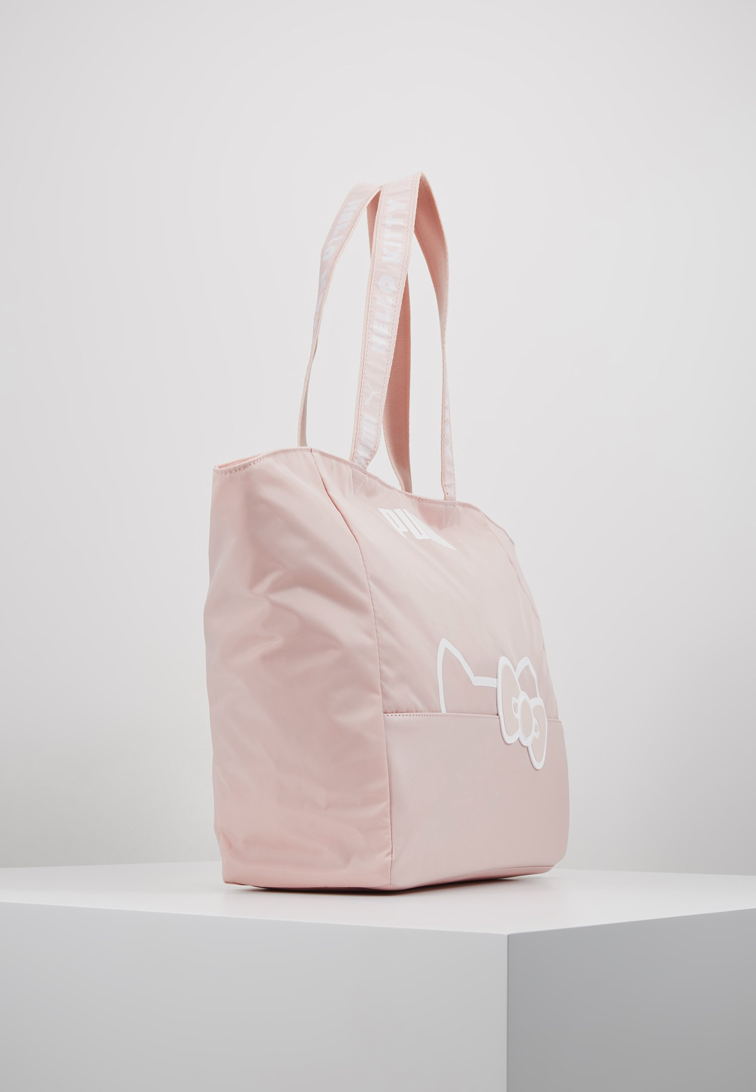 PUMA X HELLO LARGE SHOPPER - Tote bag - pink dogwood