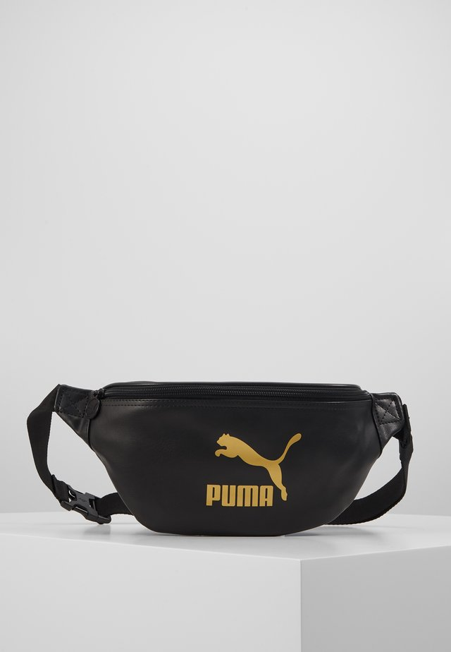 ORIGINALS BUM BAG RETRO - Vyölaukku - black