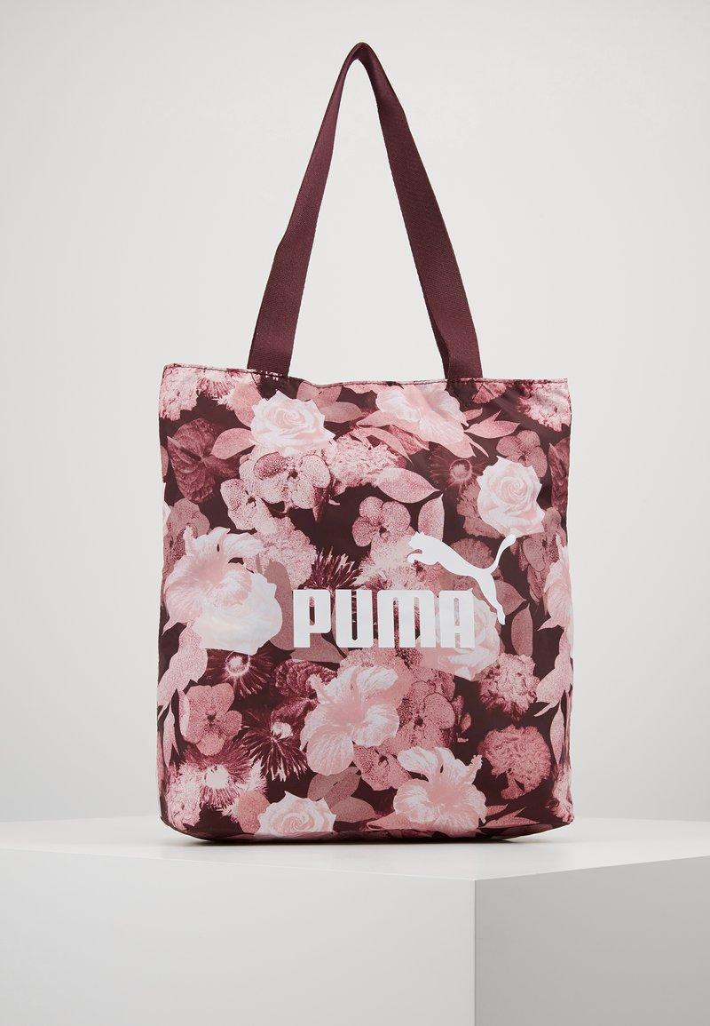Puma - SHOPPER - Shoppingveske - vineyard wine