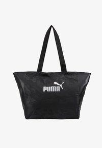Puma - CORE UP LARGE  - Shopping bag - black - 5