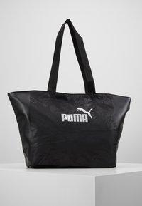 Puma - CORE UP LARGE  - Shopping bag - black - 0