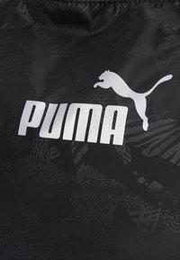 Puma - CORE UP LARGE  - Shopping bag - black - 6