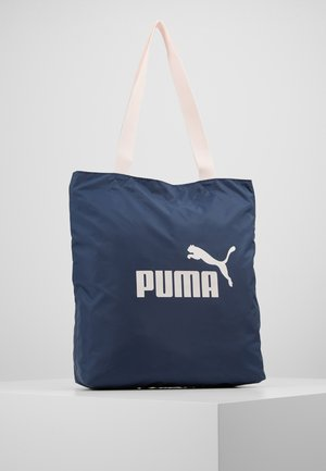 SHOPPER TONAL - Shopping Bag - dark denim/rosewater