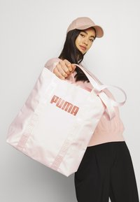 Puma - CORE BASE SHOPPER - Torba na zakupy - rosewater - 1