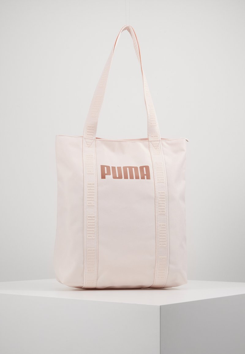 Puma - CORE BASE SHOPPER - Torba na zakupy - rosewater