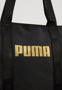 Puma - CORE BASE SHOPPER - Shopping Bag - black - 2