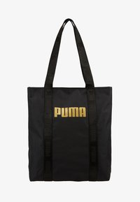 Puma - CORE BASE SHOPPER - Shopping Bag - black - 1