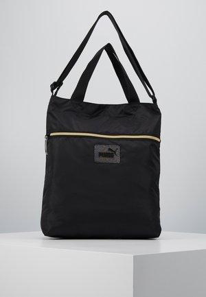 WMN CORE SEASONAL SHOPPER - Tote bag - black