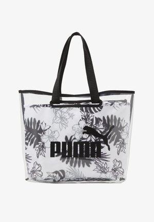 CORE TWIN SHOPPER - Cabas - white/black