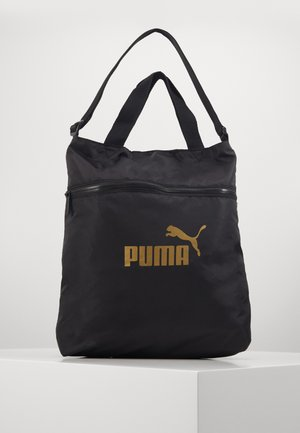 CORE SEASONAL SHOPPER - Shopping Bag - black solid