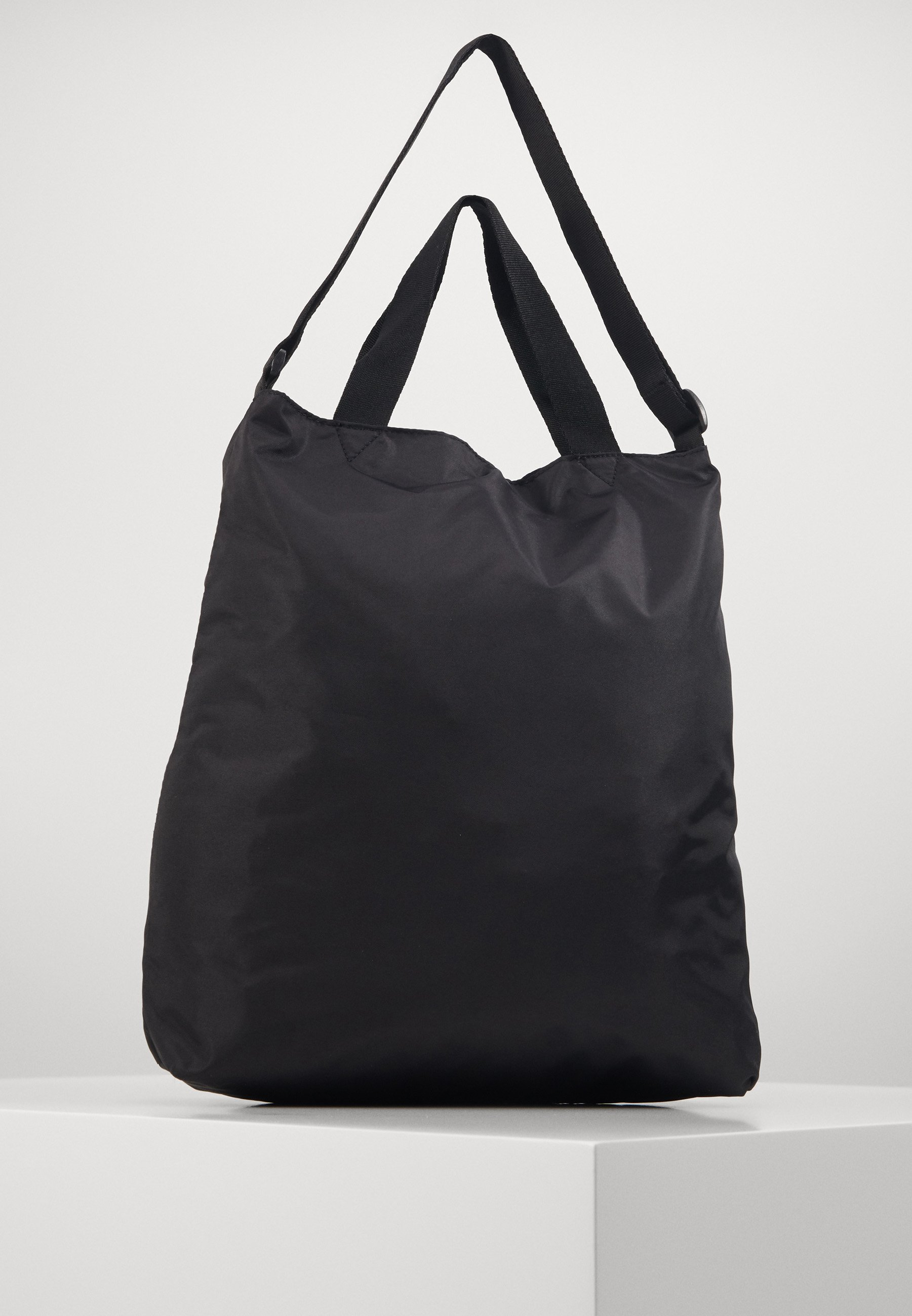 CORE SEASONAL SHOPPER - Tote bag - black solid