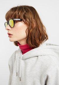 Puma - Sunglasses - black/yellow - 1