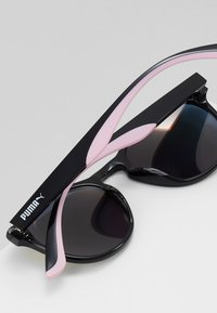 Puma - Sunglasses - black/yellow - 3