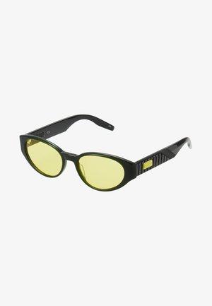 Sluneční brýle - green/yellow