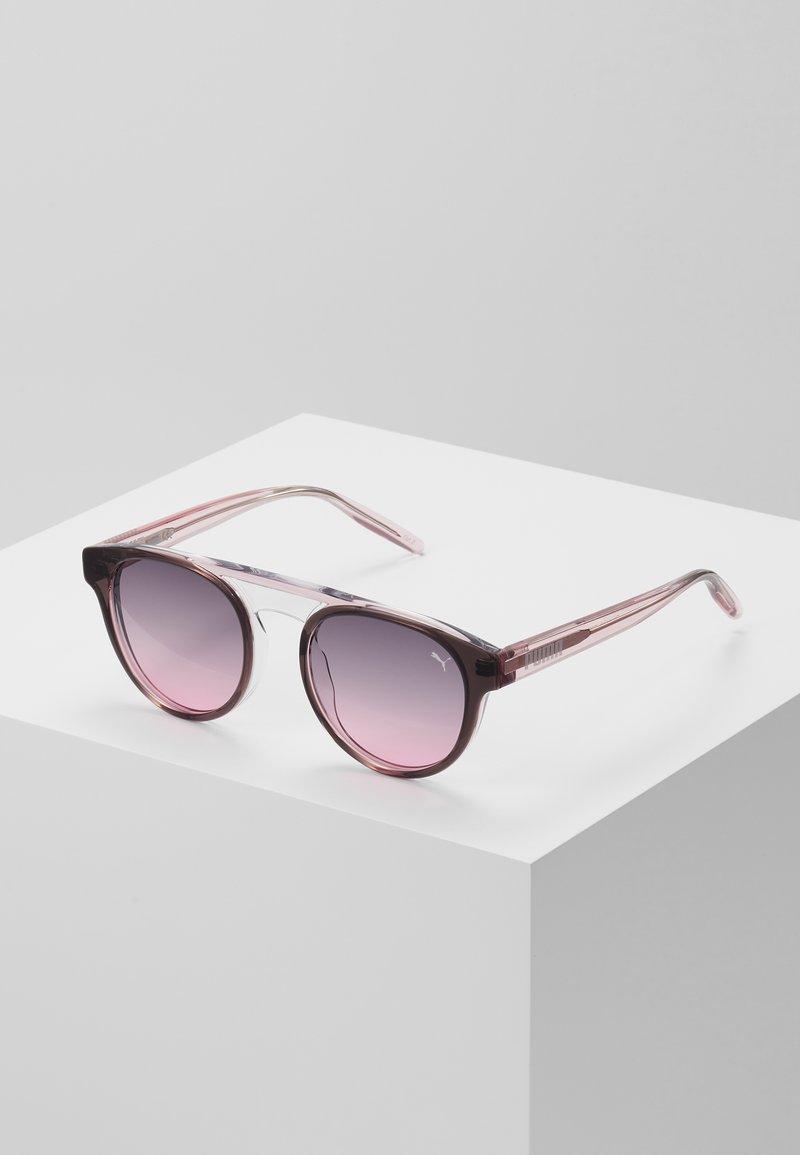 Puma - Sluneční brýle - grey/pink