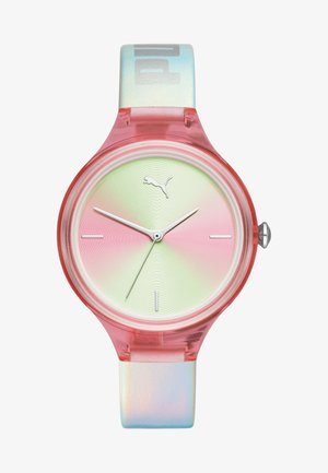 CONTOUR - Uhr - silver-coloured