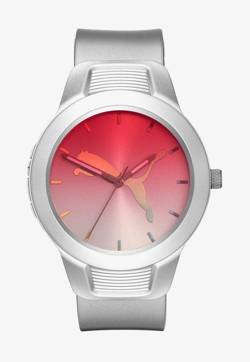 Puma - RESET V2 - Horloge - silver-coloured