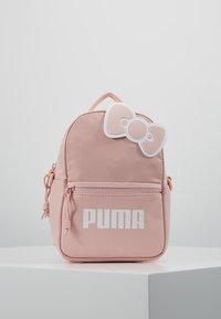 Puma - PUMA X HELLO MINIME BACKPACK - Mochila - pink dogwood - 0