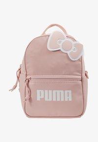 Puma - PUMA X HELLO MINIME BACKPACK - Mochila - pink dogwood - 5