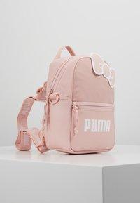 Puma - PUMA X HELLO MINIME BACKPACK - Mochila - pink dogwood - 3