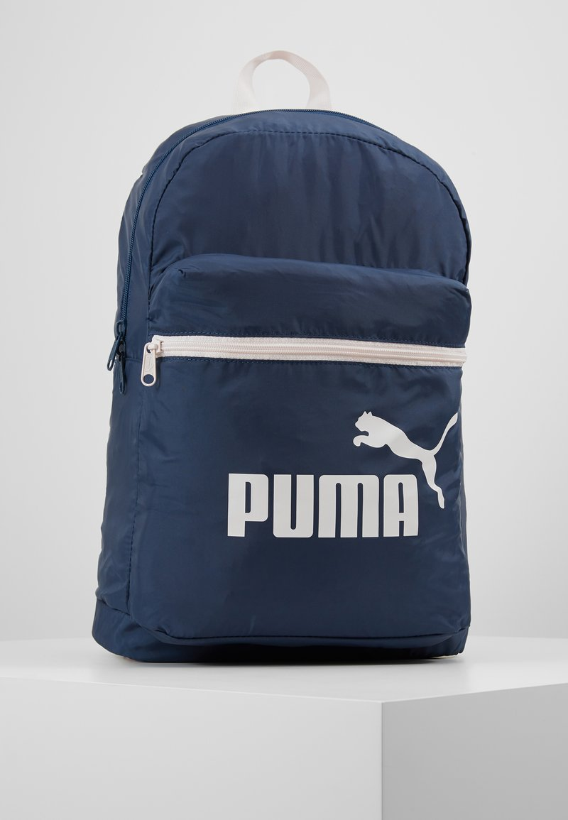 Puma - CLASSIC CAT BACKPACK - Batoh - dark denim rosewater