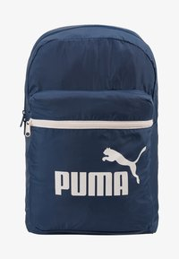 Puma - CLASSIC CAT BACKPACK - Batoh - dark denim rosewater - 1