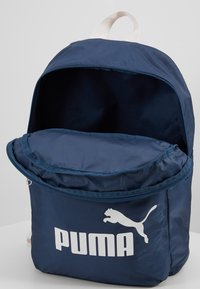 Puma - CLASSIC CAT BACKPACK - Batoh - dark denim rosewater - 5
