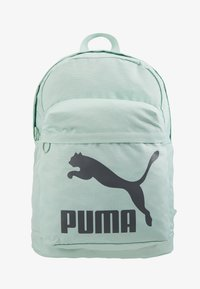 Puma - ORIGINALS BACKPACK - Reppu - mist green/castlerock - 5
