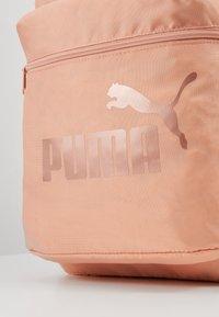 Puma - CLASSIC CAT BACKAPCK - Reppu - dusty coral copper - 2