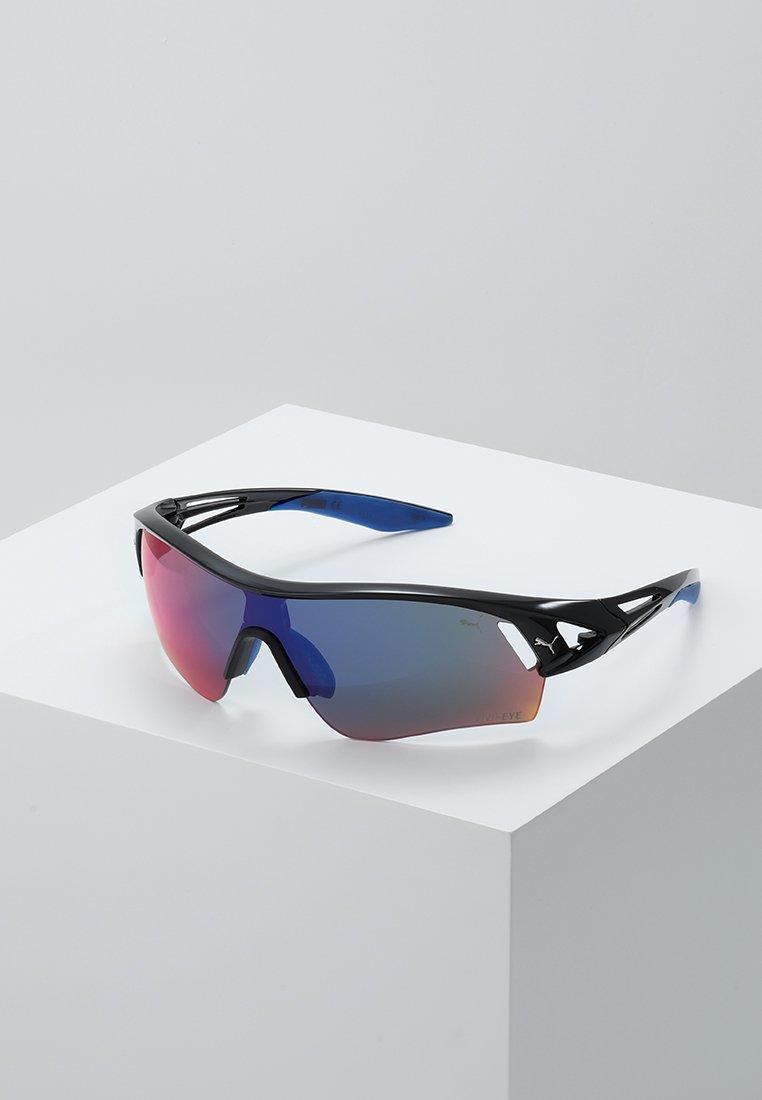Puma - Sonnenbrille - black/purple