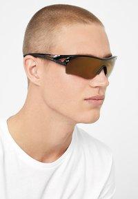 Puma - Sunglasses - black/gold-coloured - 1