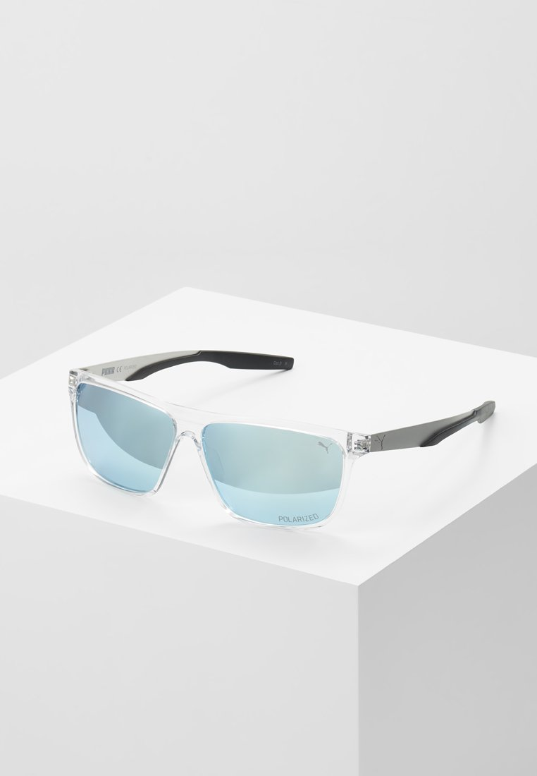 Puma - Sonnenbrille - crystal/silver-coloured