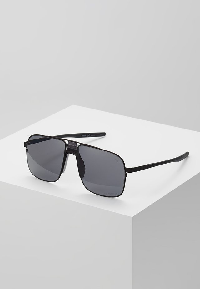 Sunglasses - black/black smoke