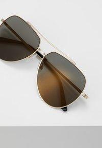 Puma - Sluneční brýle - gold-coloured/bronze - 3