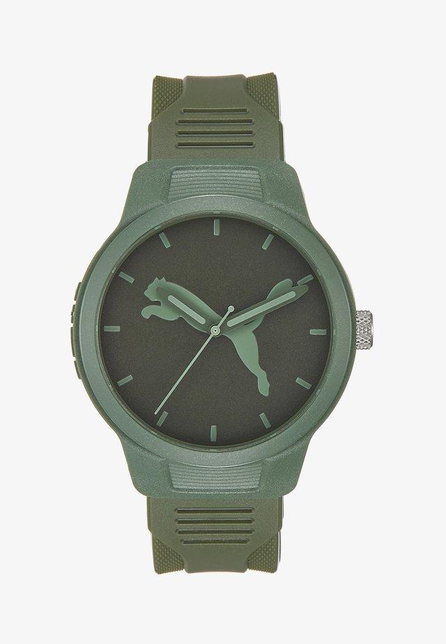 RESET - Orologio - green