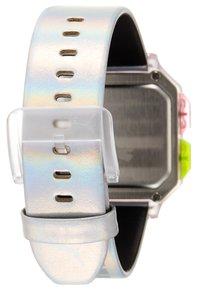 Puma - REMIX - Digital watch - silver-coloured - 1