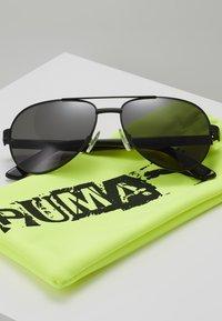 Puma - SUNGLASS KID - Lunettes de soleil - black - 3