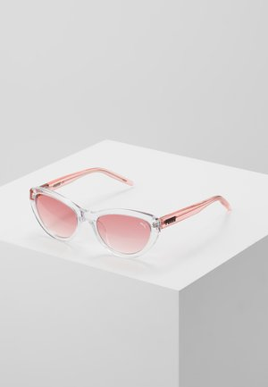 SUNGLASS KID ACETATE - Aurinkolasit - crystal/pink/pink