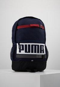 Puma - DECK BACKPACK - Reppu - peacoat - 0