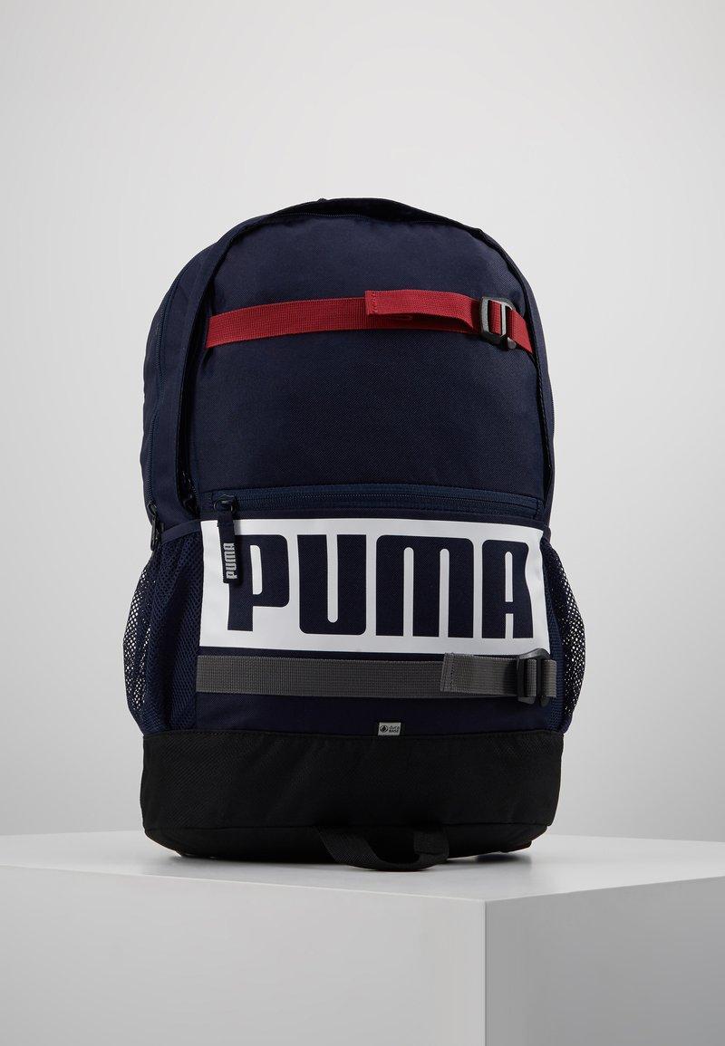 Puma - DECK BACKPACK - Rugzak - peacoat