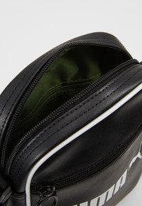 Puma - CAMPUS PORTABLE RETRO - Across body bag - black - 4