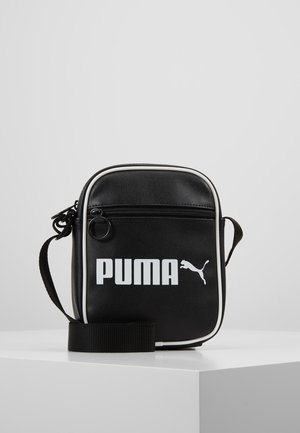 CAMPUS PORTABLE RETRO - Across body bag - black