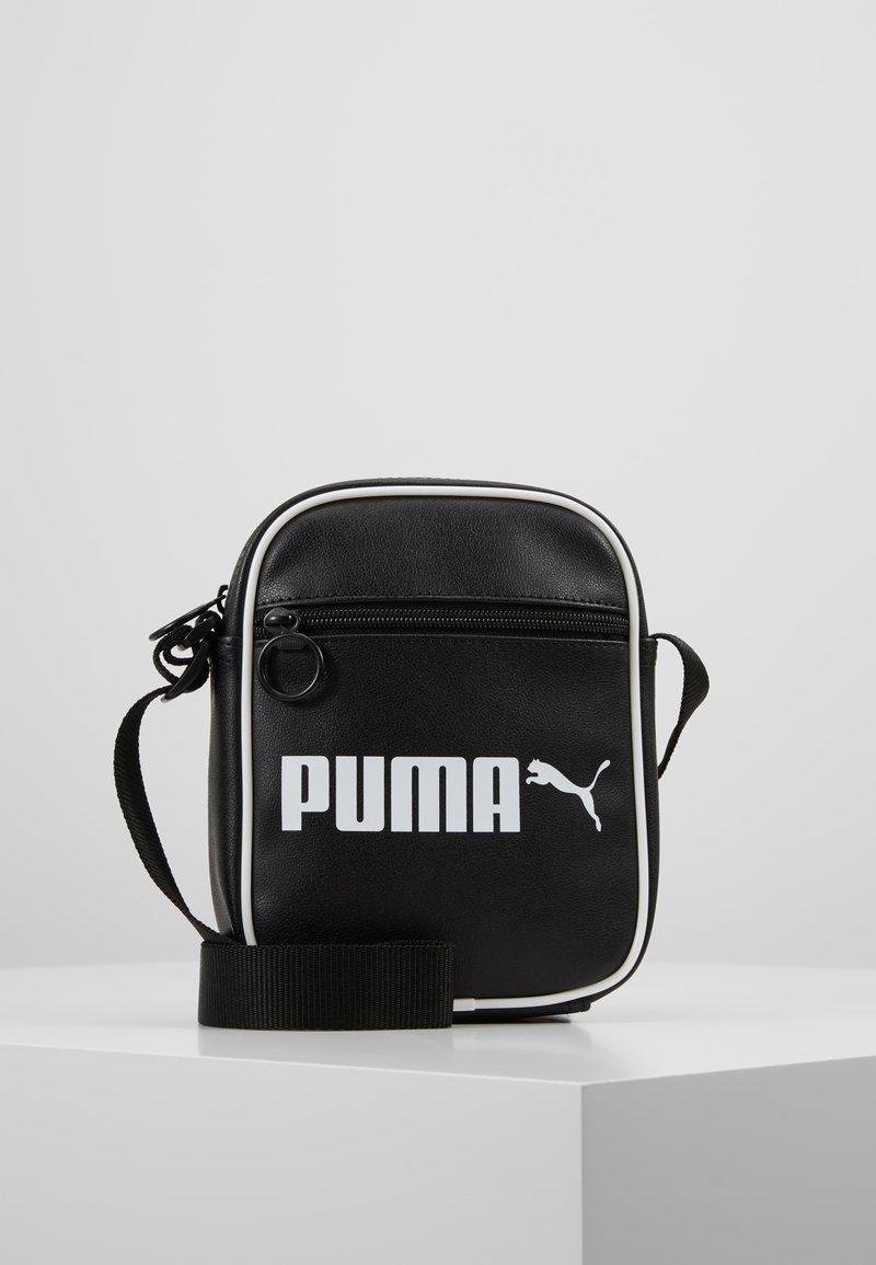 Puma - CAMPUS PORTABLE RETRO - Across body bag - black